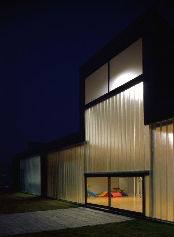 #architecture : Kindergarten In Sondika / NO.MAD