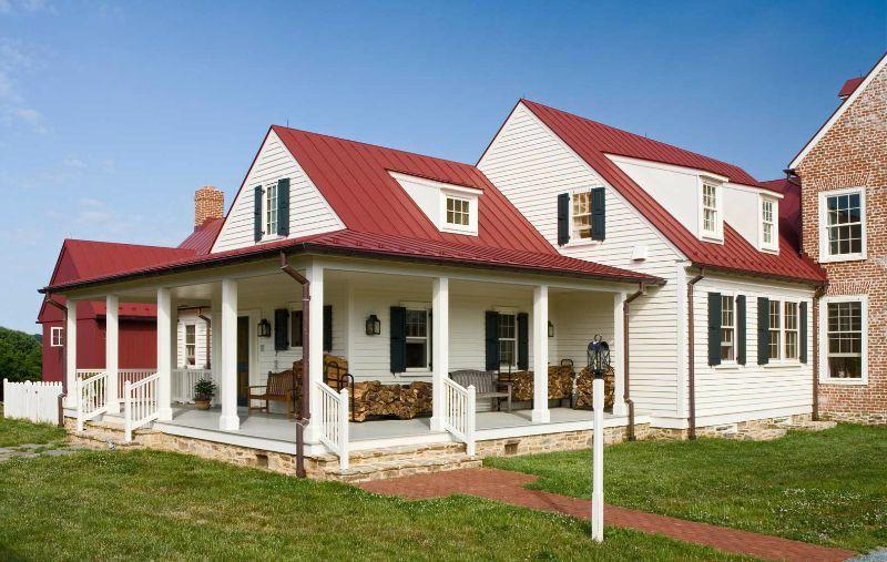 Farmhouses Farmhouse Architecture American Farmhouse Southern Cottage
