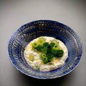 Tzatziki De Cyril Lignac Dans Tous En Cuisine Mes Meilleures Recettes Faciles Recette Facile Meilleur Recette Cuisine