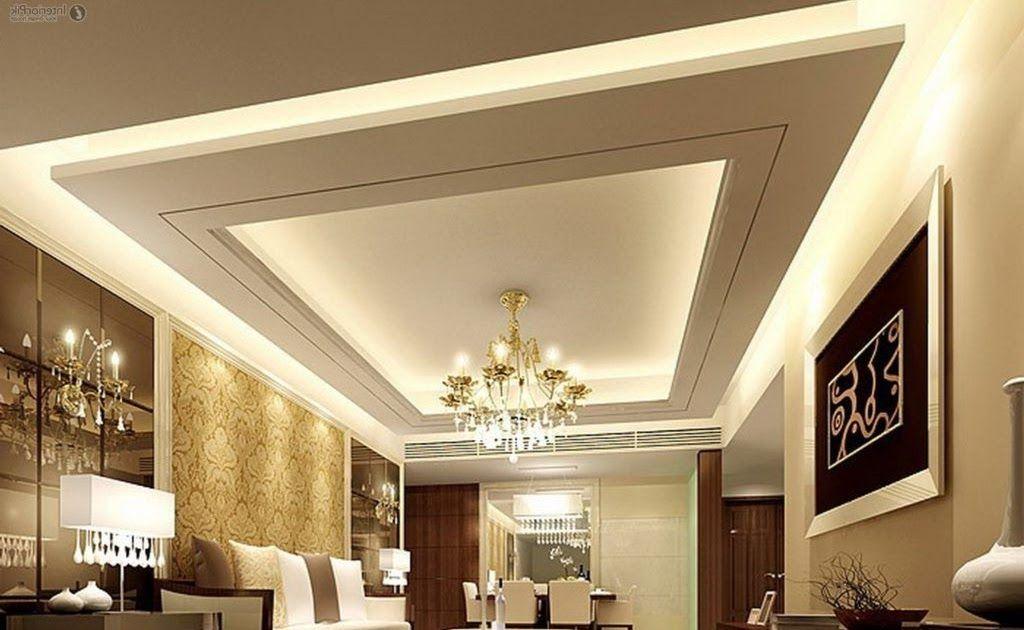 Interior Design For L Shaped Living Room Placo En 2019 Plafond