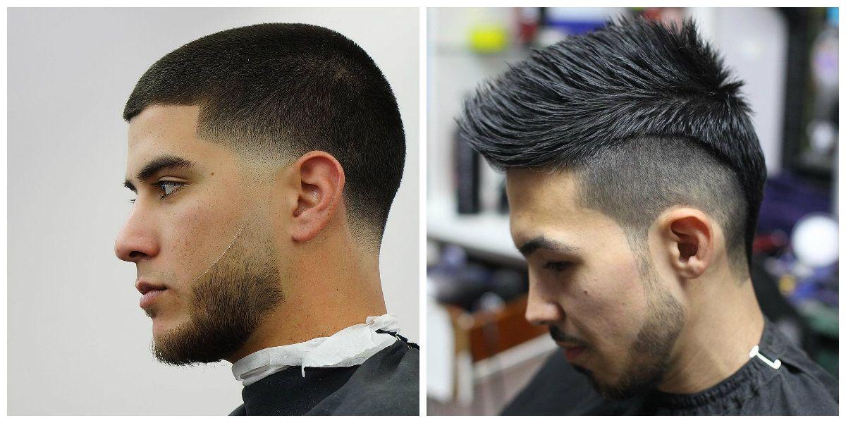 Short Hairstyles For Men 2019 Top 7 Stylish Trends For Short Haircuts For Men Frisuren Manner Frisur Kurz Kurze Haare Trend