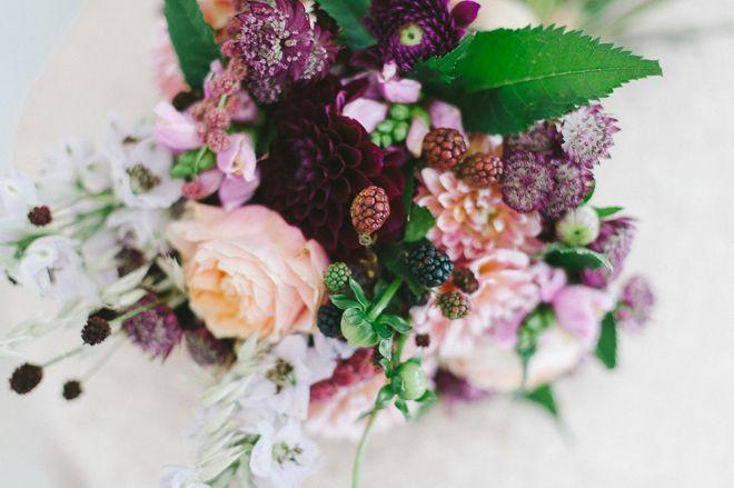 Blumen Hochzeit September