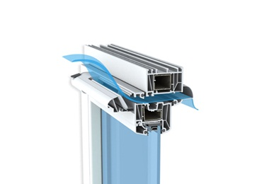 Trickle Vents Installed In Window Frames For Unmechanized Passive Ventilation Some Come With Humidity Sen Trickle Vents Mechanical Ventilation Ventilation Fan