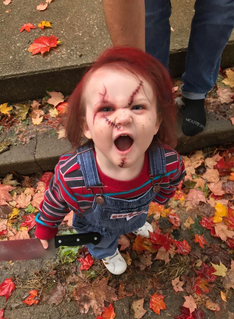 Isn't my daughter cute?! Funny kid halloween costumes