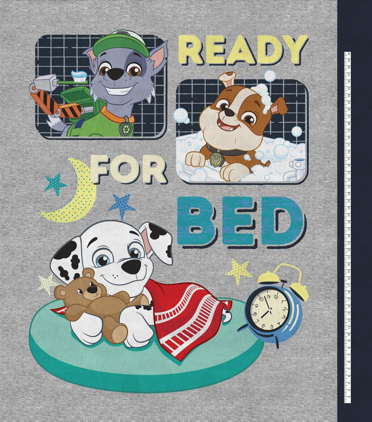 Paw Patrol No Sew Fleece Throw Sleep Boy - Sewing fleece, Sleeping boy, Fleece throw, Paw patrol, Paw, Sewing -