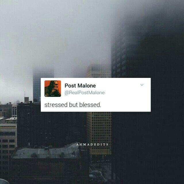 Post Malone Lyrics: Post Malone, Captions And Qoutes