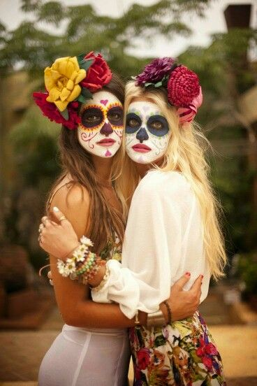 Pin by Adryana Reyes on Makillajes Pinterest - last minute halloween costume ideas for women