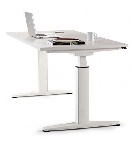 Mesa elevable Mobility | Actiu | Proyecto Escritorio, mesa porta PC ...