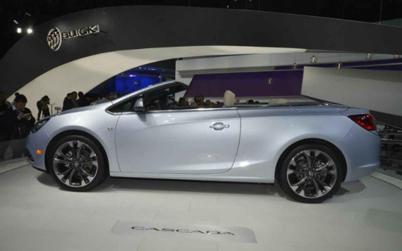 2017 Buick Cascada Convertible Car Models 2017 2018