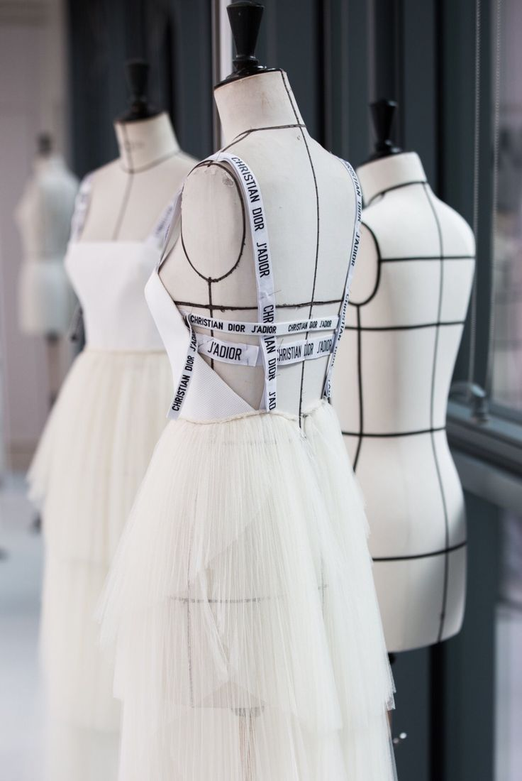 Delve Into The Details Of SS18 Christian Dior