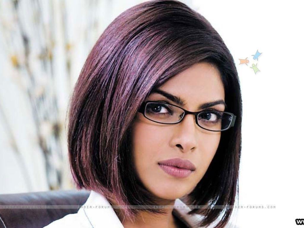 Priyanka Chopra Short Straight Haircut Short Straight Hair Priyanka Chopra Short Hair