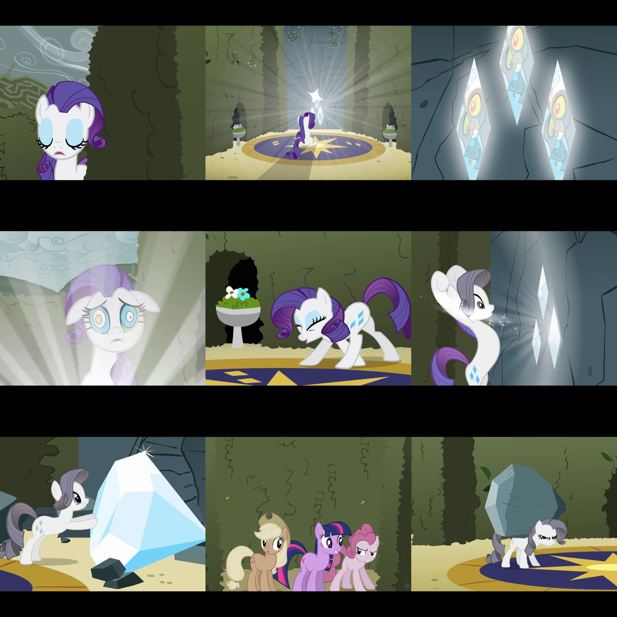 this adopted diamond adoption star mlp rarity glory fim pinterest pin is center