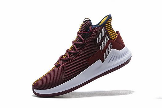 on sale da796 f98c8 Adidas D Rose 9 Grey White Gum Bb7159 Factory Authentic 2018 Shoe  27- Adidas Soccer  Adidas、Shoes 和Running Shoes