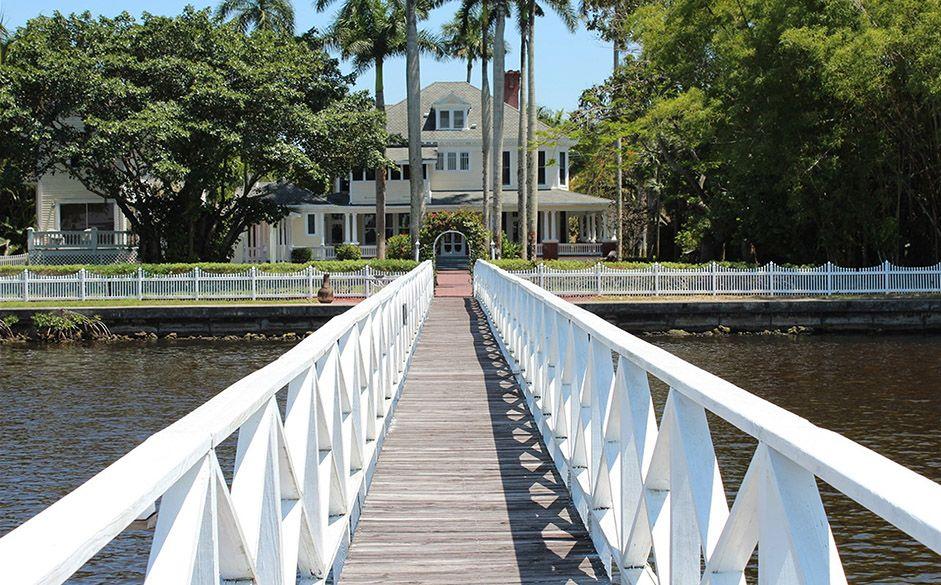 Featured Gay Friendly Wedding Vendor: Heitman House, Fort Meyers, Florida