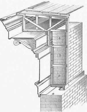 16 Iron Supports Building Design House Outside Design Roof Design