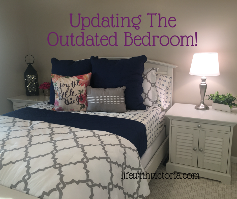 Easy Steps To Updating Your Outdated Bedroom Updating Your Bedroom Or Any Room Can Be A Never Ending Job Styles Bedroom Redesign Home Decor Home Decor Bedroom