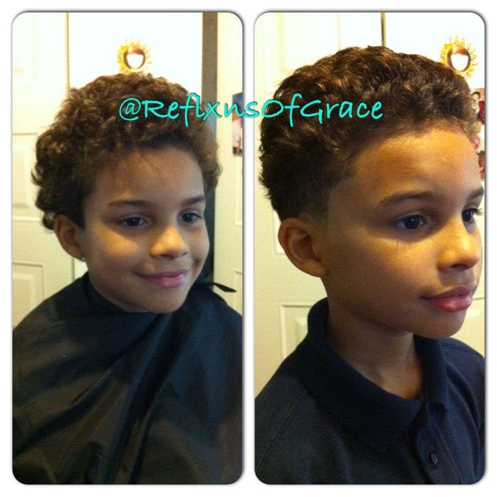 before & after temple fade/blowout haircut. | hair it is