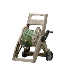 Shop Suncast Plastic 175 Ft Cart Hose Reel At Lowes Com Cleaning Gutters Lowes Home Improvements Hose Reel