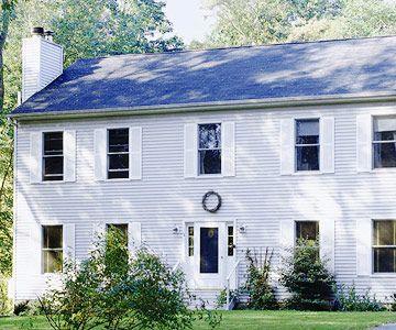 Wood Siding A Visual Guide To Siding Options Shingle Siding Cedar Shingle Siding House Siding