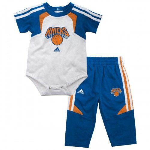 d2f65b2e7ea adidas Knicks Infant Creeper and Pant Set | For The Kids | Celtics ...