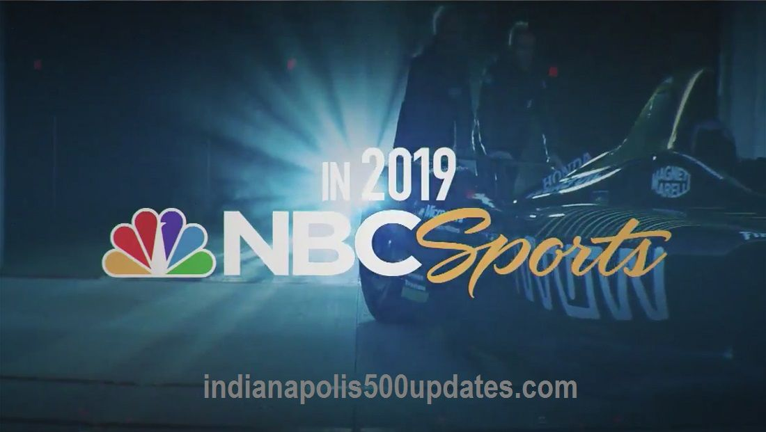NBCSN Channel will broadcast the Indianapolis 500 as