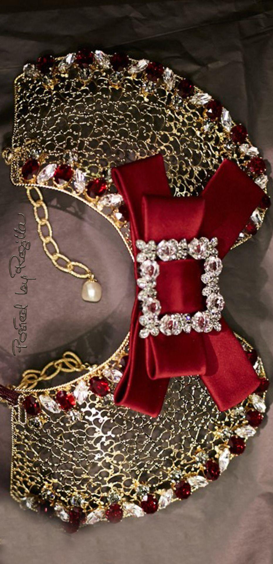 Regilla Dolce And Gabbana 2017 Dolce And Gabbana Accessories Unique