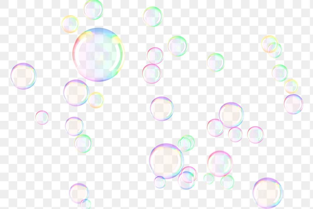 Holographic Soap Bubble Png Background Free Image By Rawpixel Com Mind