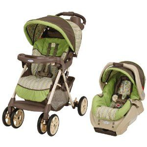 Graco Carseat Snugride And Stroller Combo Comes In Different Colors The Snugride Was Rated Really Well By R Travel System Graco Baby Baby Strollers