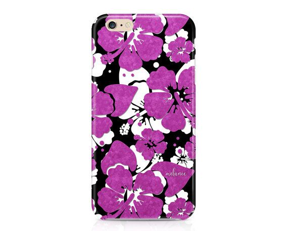 personalised floral iphone 7 cases