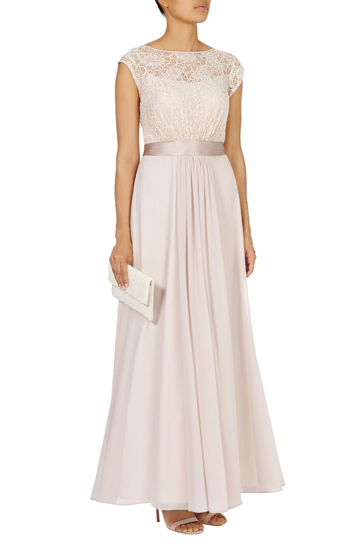 Bridesmaid dresses pinks lori lee lace sparkle coast stores