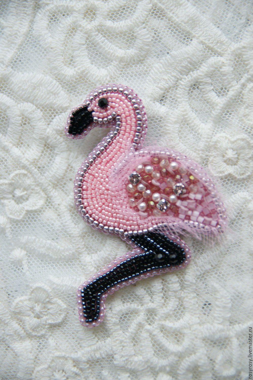 Фламинго своими руками: идеи для вязания крючком