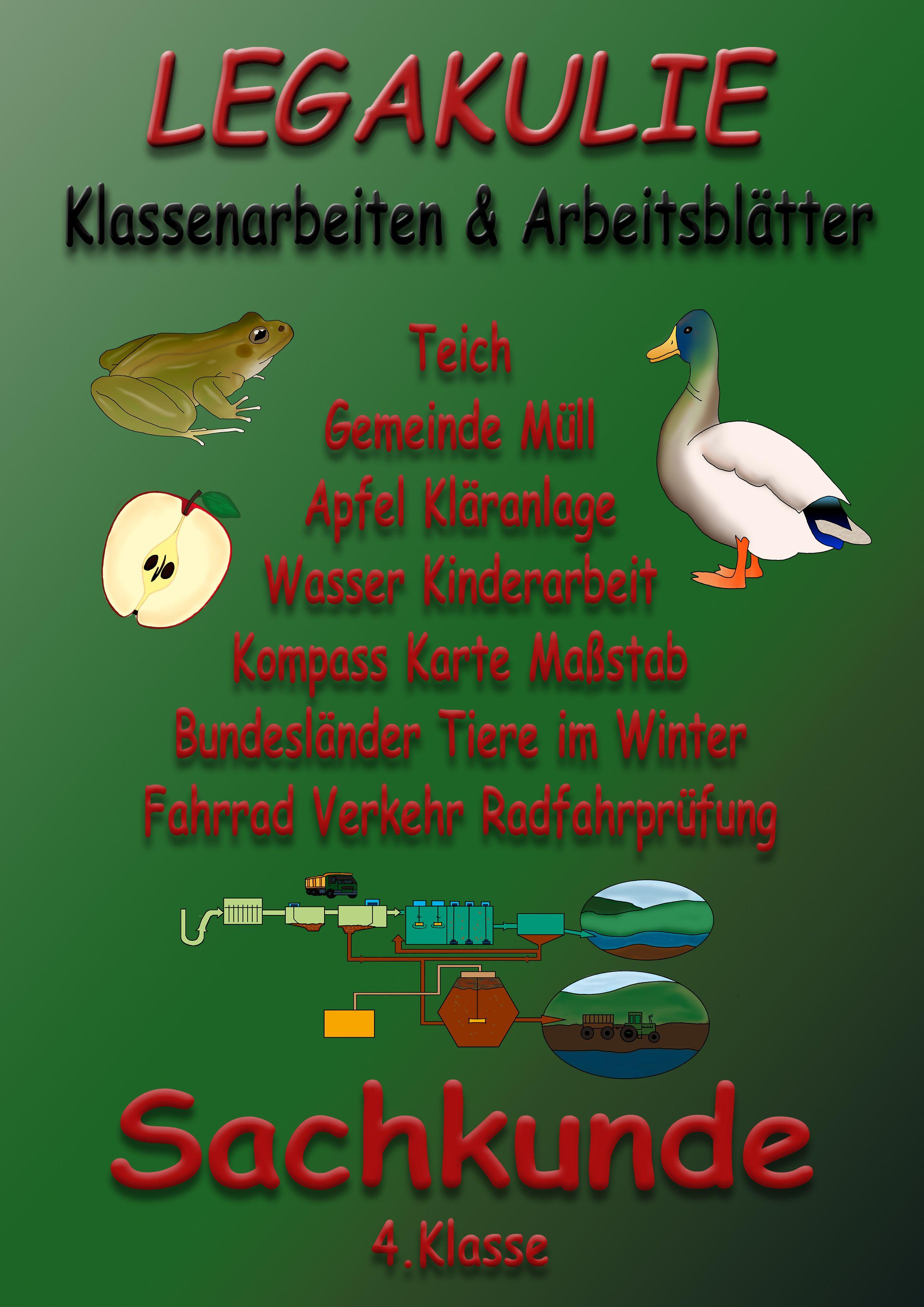 Sachkunde #4Klasse #Klassenarbeit #Arbeitsblatt #PDF Die ...