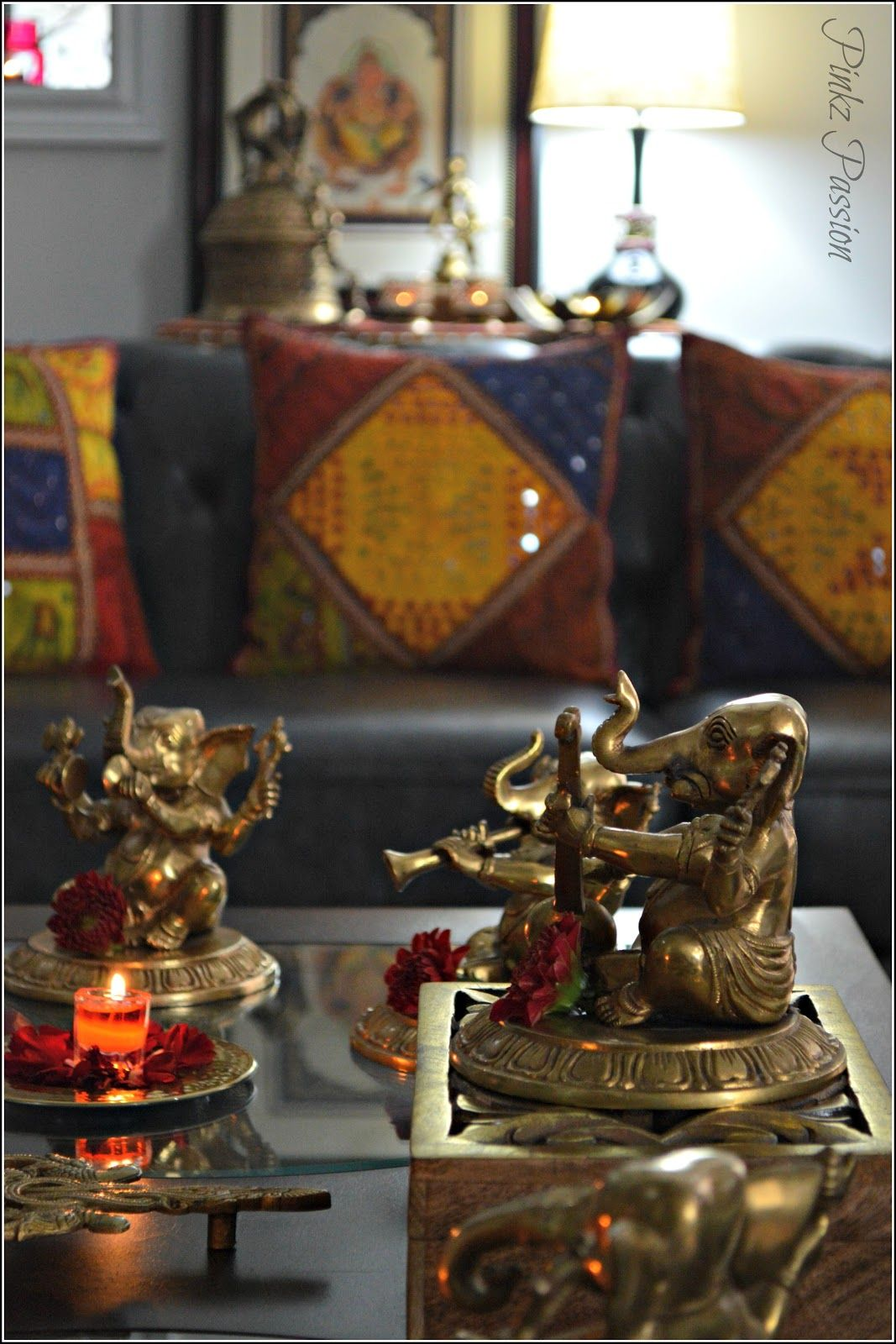 Diwali Home Tour ( Living & Family Rooms) | Diwali ...