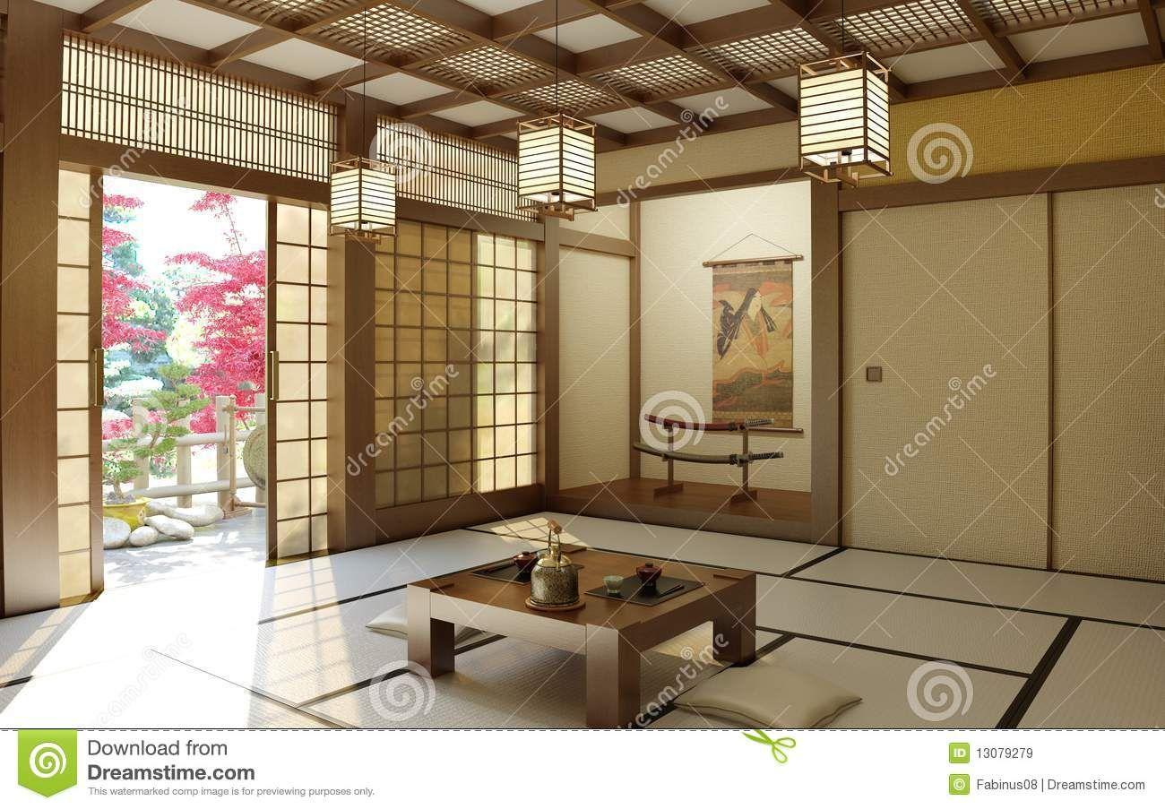 Japanese Zen Room