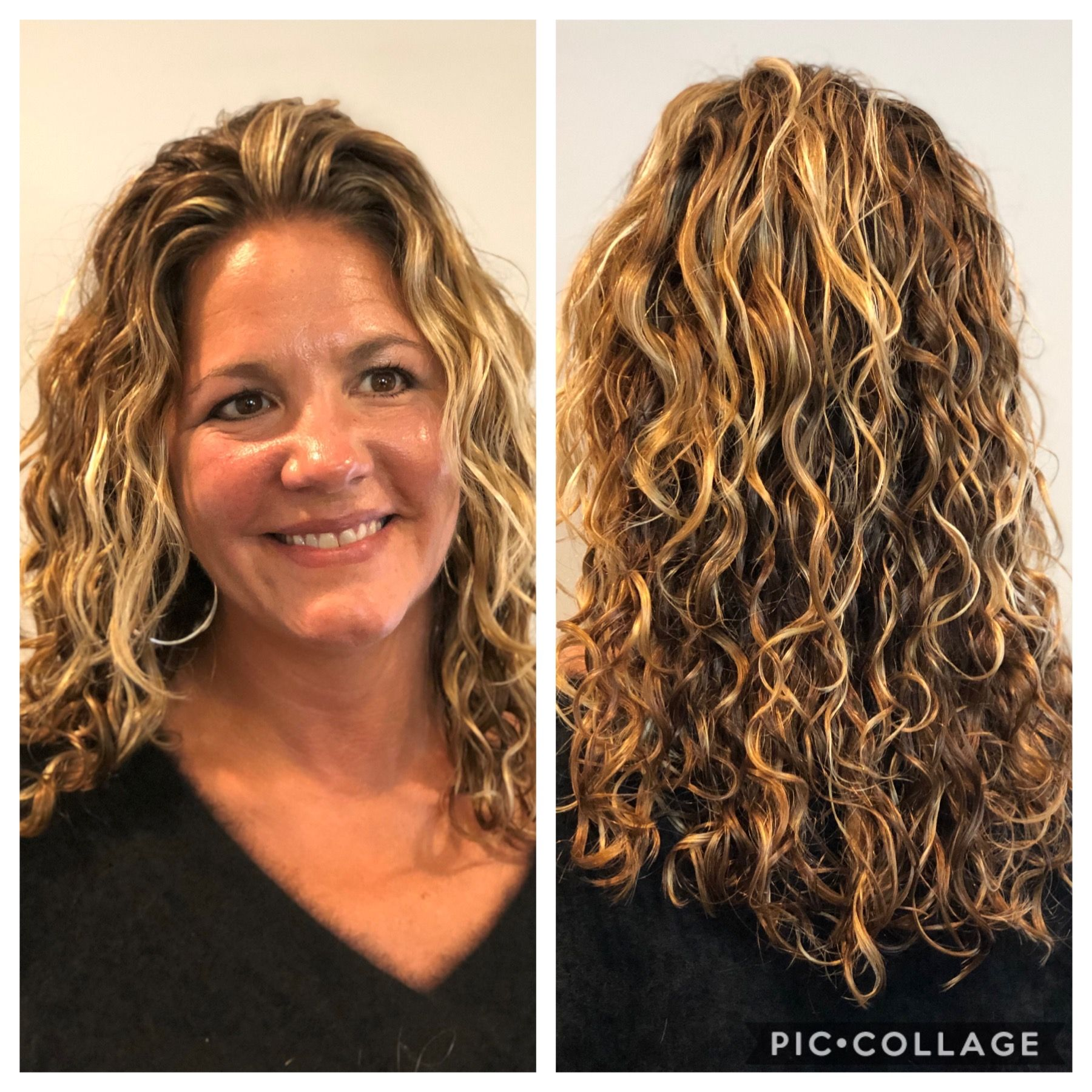 Ouidad Embrace Those Curls In 2020 Curly Hair Salon Curly Hair Styles Hair