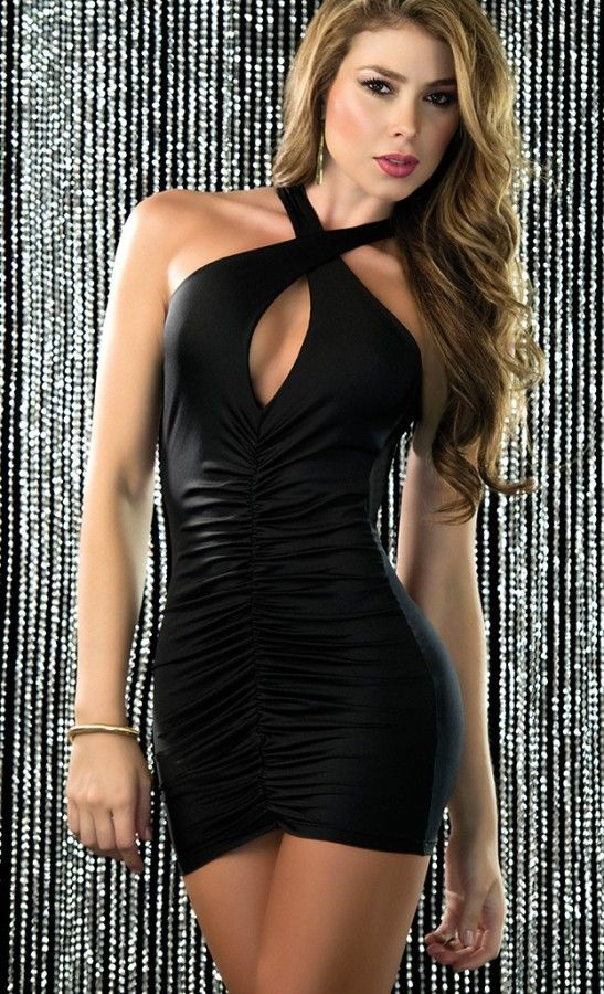 Collection Black Club Dress Pictures - Reikian