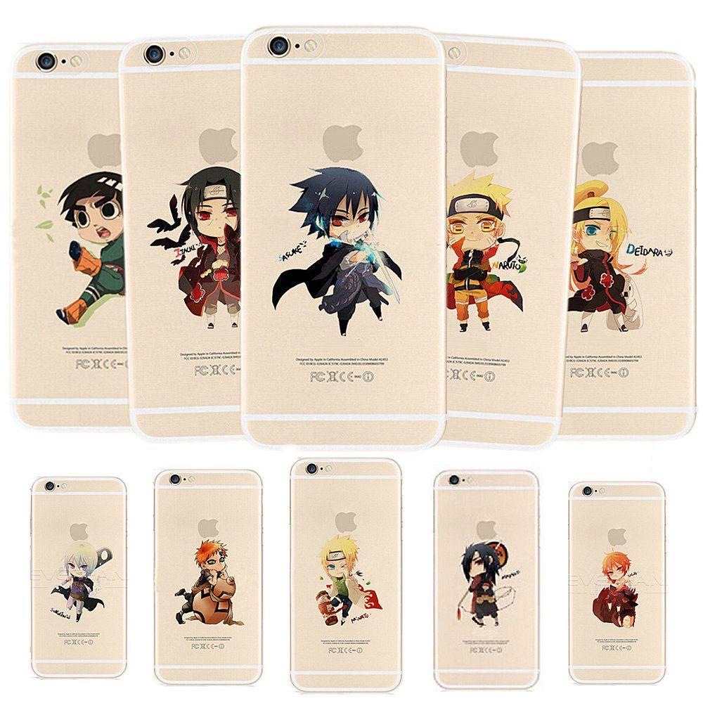 G Queen Yuri Hyuga naruto anime cute sasuke itachi soft/hard phone case cover
