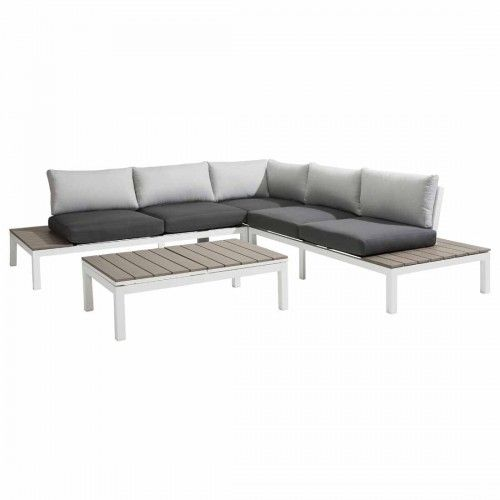 OUTLIV. Hamilton Loungeecke 4-teilig Aluminium/Polywood | Outdoor ...