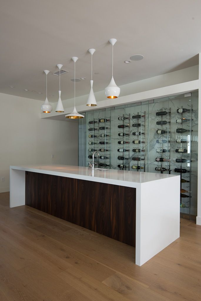Wine Bar In This Custom Home We Designed Orange County Ca Interior Design By Melissa Morgan