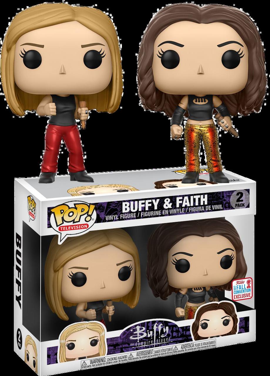 Funko Pop TV Buffy The Vampire Slayer 20th-Faith Vinyl Figure