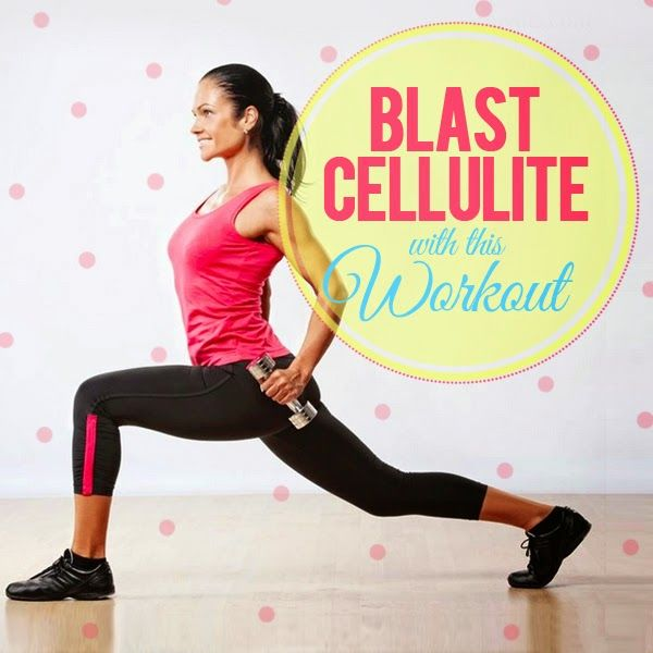 Blast Cellulite With This Workout - Medi Mints