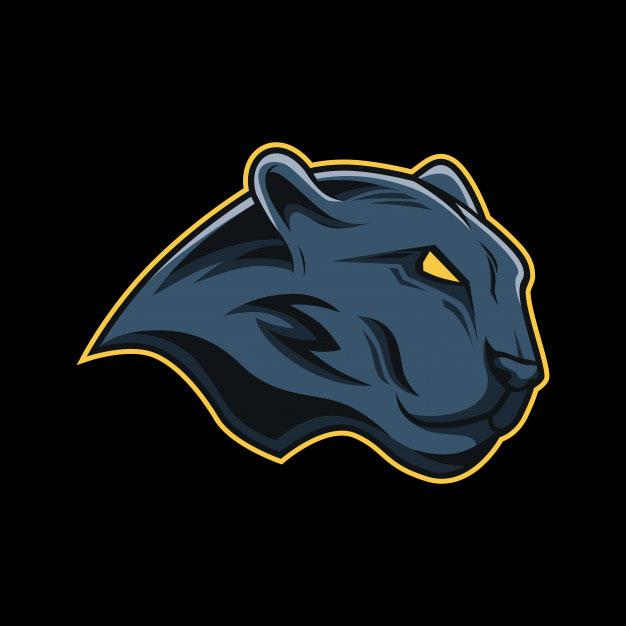 black-panther-mascot-logo on Behance (Có hình ảnh)