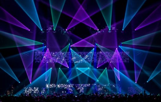 Picture Of Nectar Screen Content Stage Lighting Design Visual Lighting Concert Stage Design