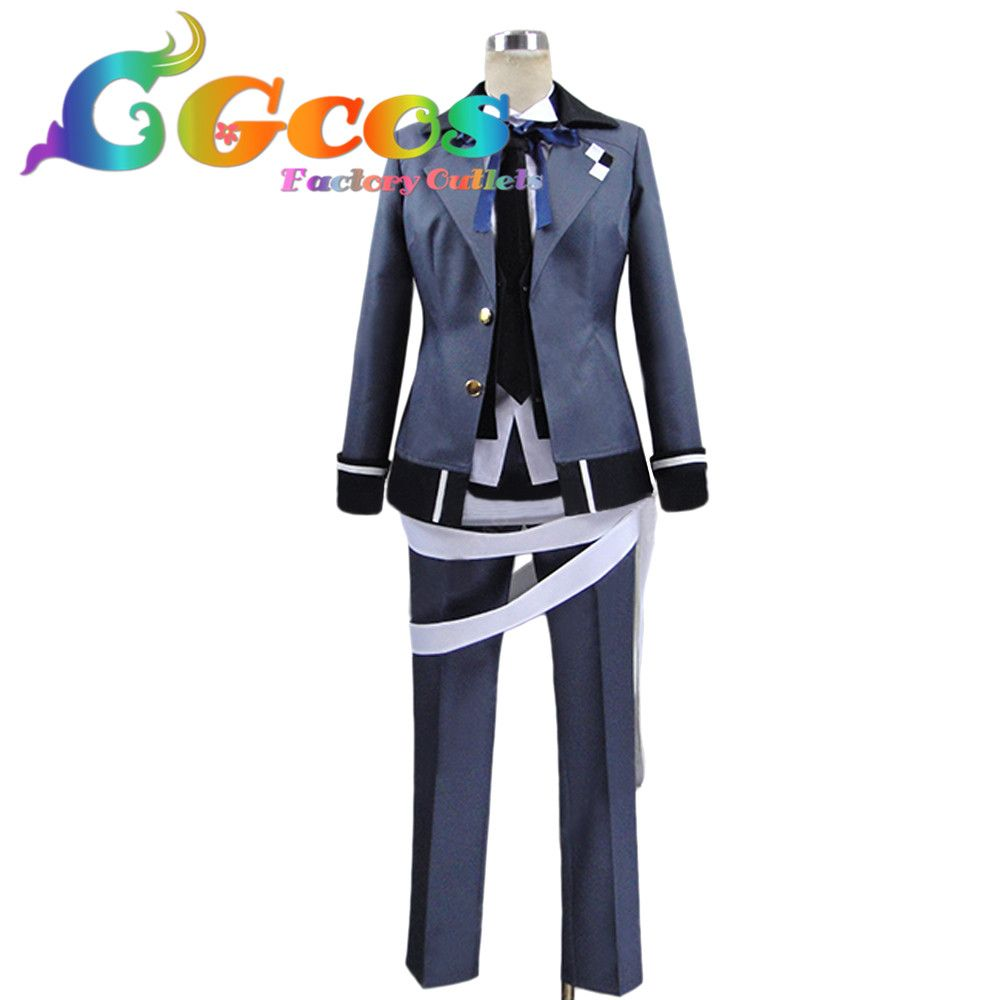 Click to Buy << CGCOS Free Shipping Cosplay Costume Diabolik Lovers Azusa  Mukami. >>