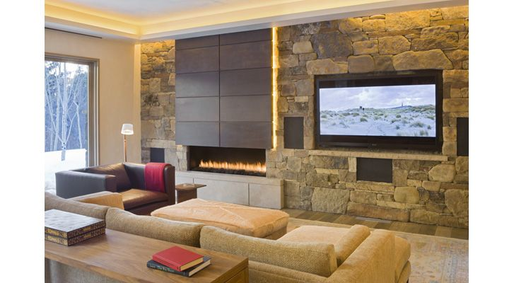 Amazing Morningstar Residence In Aspen Colorado Designed By Zone 4