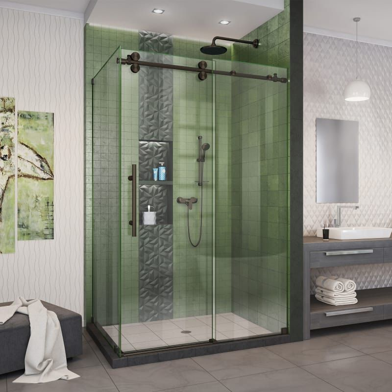 Dreamline Shen 6134482 Shower Doors Frameless Shower Enclosures Frameless Shower Doors