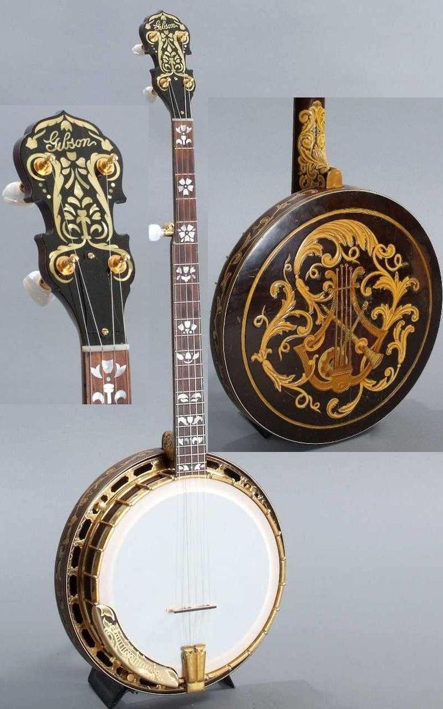 Gibson Bella Voce Conversion (1927) A very rare and