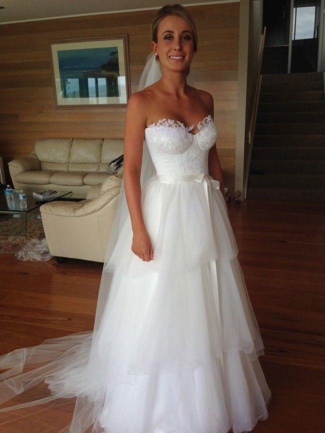 Karen Willis Holmes Matilda Wedding Dress