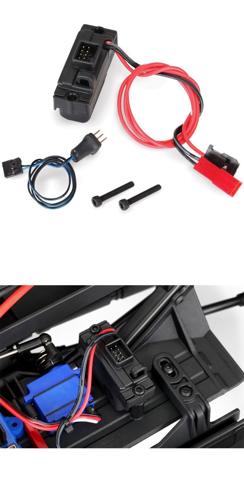 hight resolution of lighting and lamps 182177 traxxas 8028 trx 4 power supply and wiring harness for led lights tra8028 buy it now only 19 95 on ebay