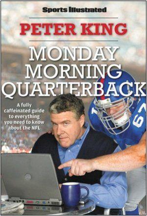 Monday Morning Quarterback - Book: 4,5 Stars http://www.futebolamericano.eu/review/monday-morning-quarterback